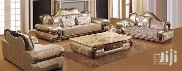 Executive Three Sitter, Double Sitter & Two Single Sitter Sofa Chair   Furniture for sale in Ikorodu, Lagos State, Nigeria