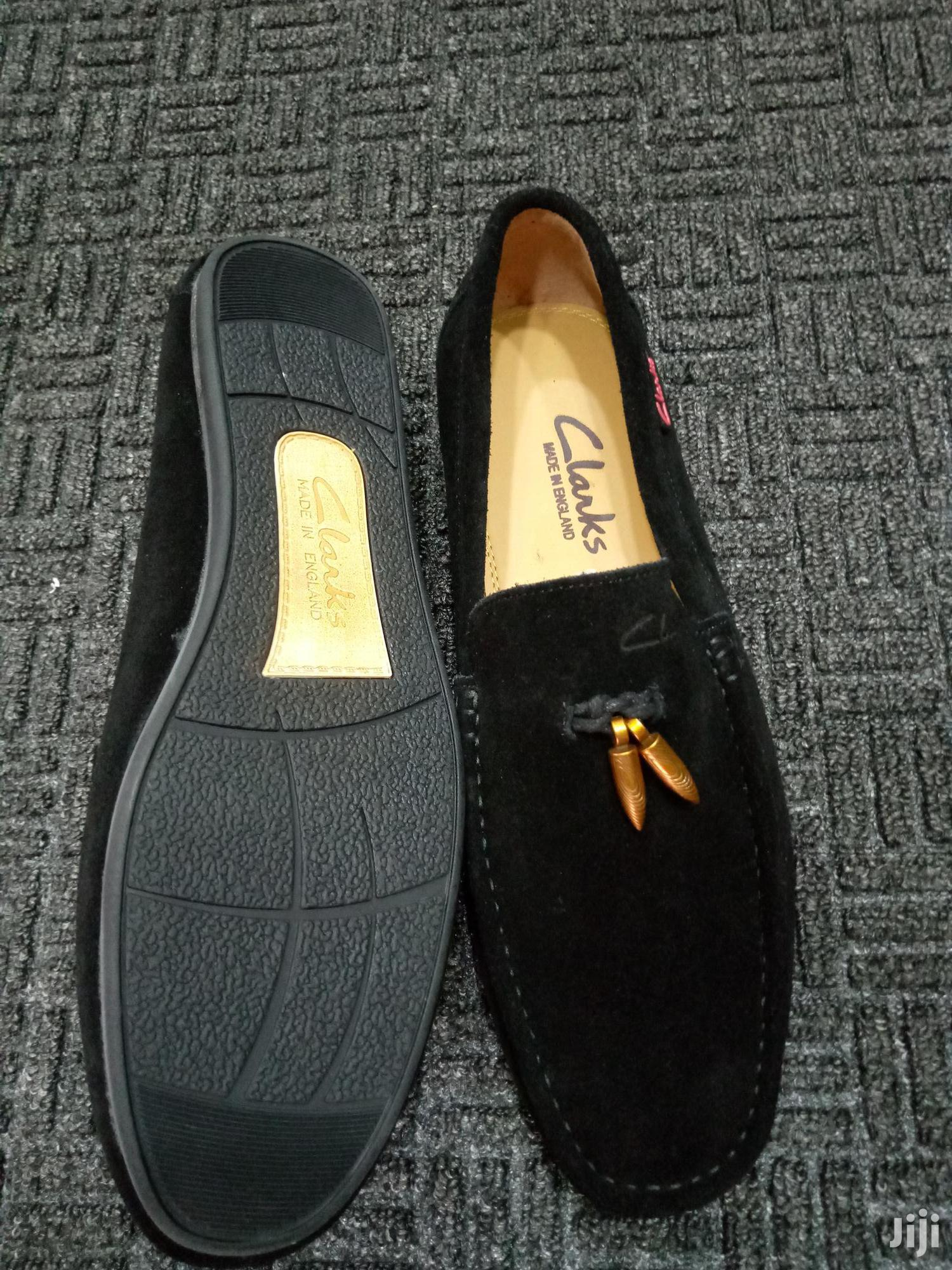 Archive: Quality Clarks Loafers Men's