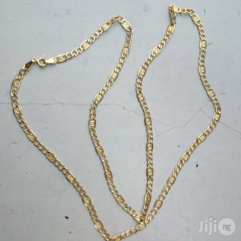 Pure ITALY 750 Solid 18krt Gold Fendi Design