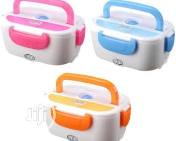 Electric Lunch Box.