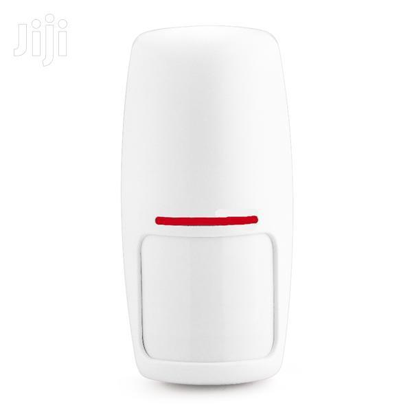 433mhz Wireless PIR Motion Sensor For GSM Alarm System