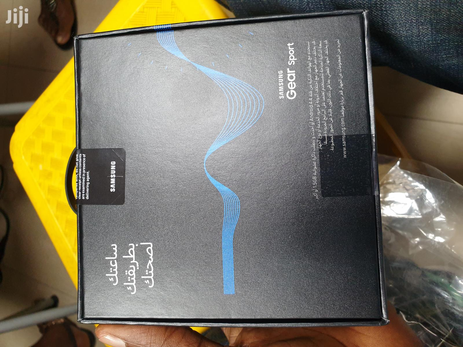 Brand New Samsung GALAXY Gear Sport R600 | Smart Watches & Trackers for sale in Ikeja, Lagos State, Nigeria