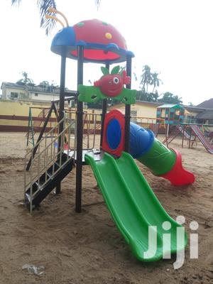 Children Play Ground House With Turnnel Slide And Swing   Toys for sale in Lagos State, Surulere