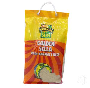 Tropical Sun Golden Sella Basmati Rice 5kg | Meals & Drinks for sale in Lagos State, Ajah