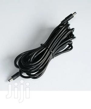 DC 5521 Jack Male To Male Connector Extension Power Cable - 50m | Accessories & Supplies for Electronics for sale in Lagos State, Surulere