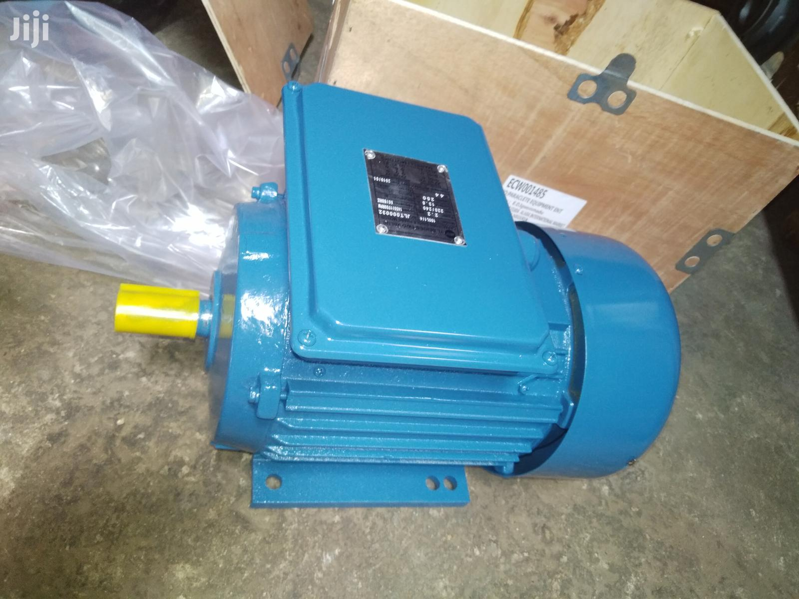 Single Phase Electric Induction Motors