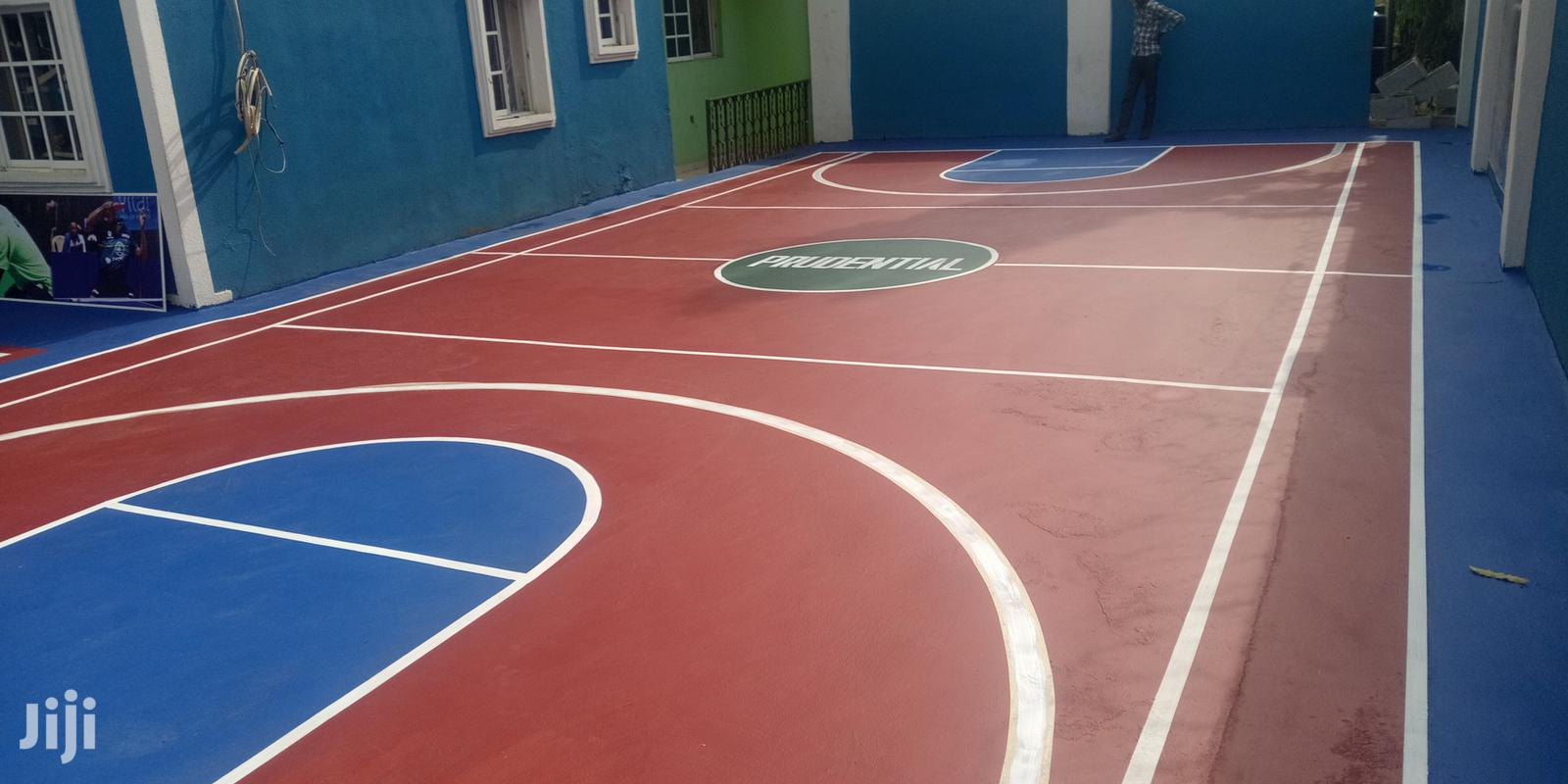Basketball Court | Sports Equipment for sale in Gwarinpa, Abuja (FCT) State, Nigeria