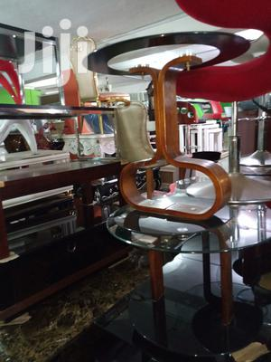 Imported Quality Wooden Glass Center Table With Two Side Tables | Furniture for sale in Lagos State, Lekki