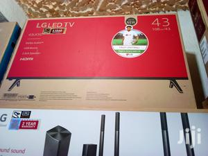 LG 43 Inches Smart LED TV With Two Years Warranty | TV & DVD Equipment for sale in Lagos State, Ojo