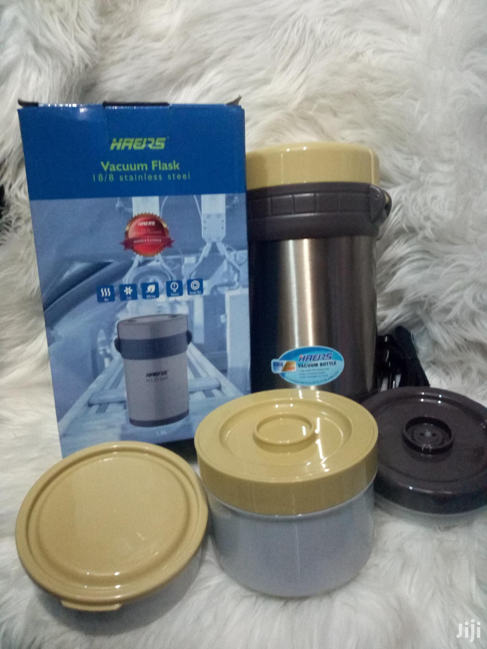 Haers Vacuum Foodflask- 1.5ltr