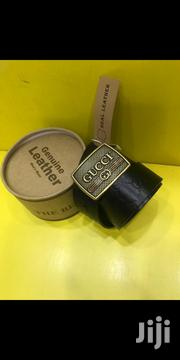 Gucci Real Leather Belt | Clothing Accessories for sale in Lagos State, Surulere