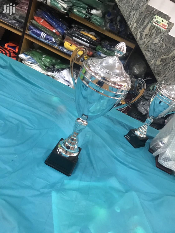 Italian Silver Trophy