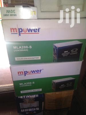 Mpower 200AH Battery | Solar Energy for sale in Akwa Ibom State, Eket