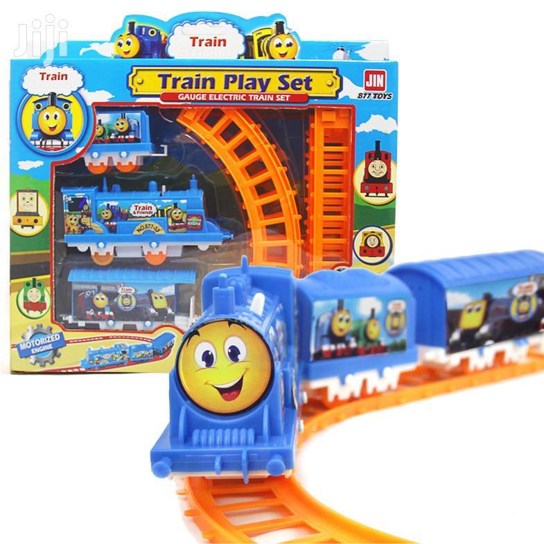 Plastic Thomas Electric Train Tracks Play Set(FREE SHIPPING)
