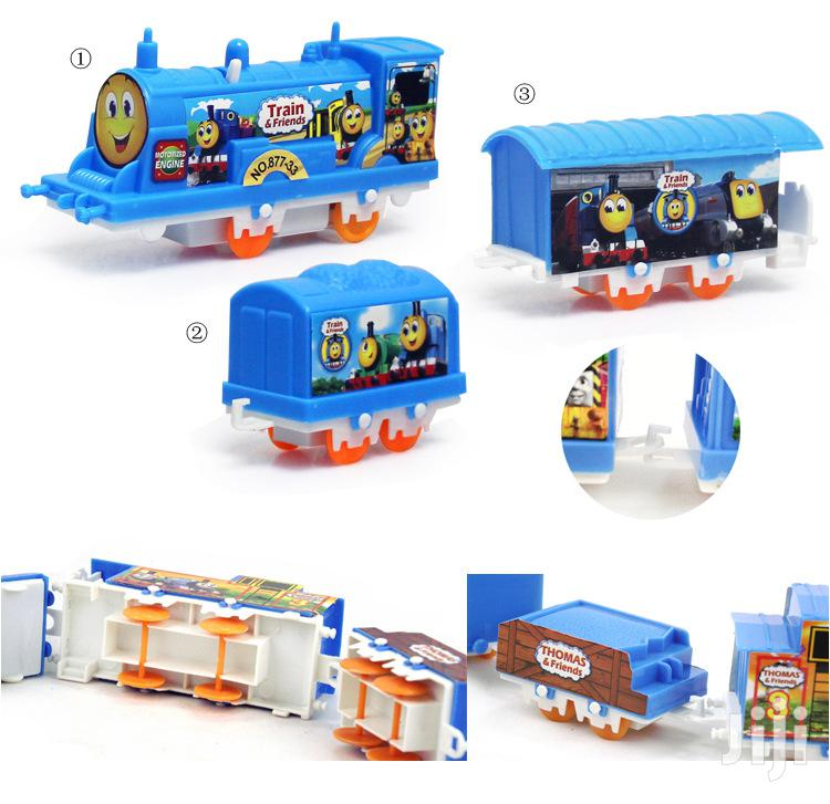 Plastic Thomas Electric Train Tracks Play Set(FREE SHIPPING)   Toys for sale in Akinyele, Oyo State, Nigeria