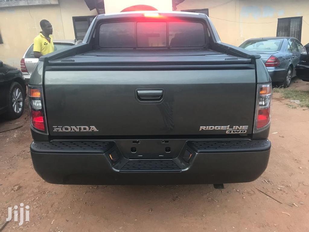 Honda Ridgeline 2008 RTX Green | Cars for sale in Ibadan, Oyo State, Nigeria
