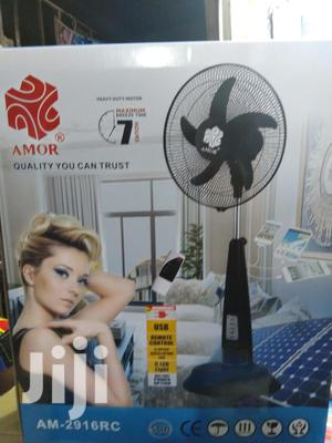 """16""""Rechargeable Fan Last Longer Than 7hurs After Charging   Home Appliances for sale in Lagos State, Ojo"""