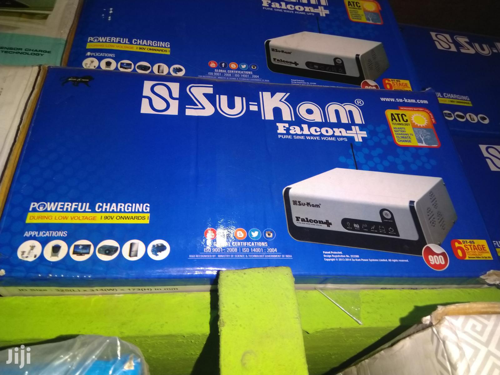 Su-kam Inverter 1kva 12v