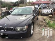 BMW 7 Series 2005 Black | Cars for sale in Lagos State, Lekki Phase 2