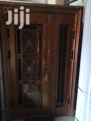 Copper Glass Door In Door | Doors for sale in Lagos State, Orile
