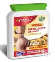 Maca Root Complex 5000mg For Butt, Hips And Breast Enlargement   Sexual Wellness for sale in Lagos State, Magodo