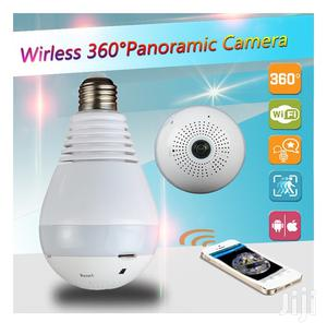 CCTV Wireless Ip Camera System, Wifi Camera Light Bulb 1080P   Security & Surveillance for sale in Lagos State, Ikeja