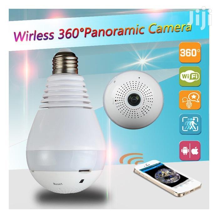 CCTV Wireless Ip Camera System, Wifi Camera Light Bulb 1080P