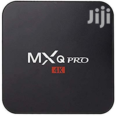 Archive: MXQ PRO 4K Android TV Box Quad Core Wifi 1G 8G Memory
