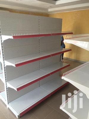High Quality Metal Grocery Store Gindola Supermarket Shelf   Store Equipment for sale in Lagos State, Lagos Island (Eko)