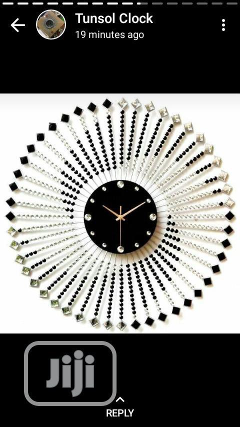 Wall Clock.