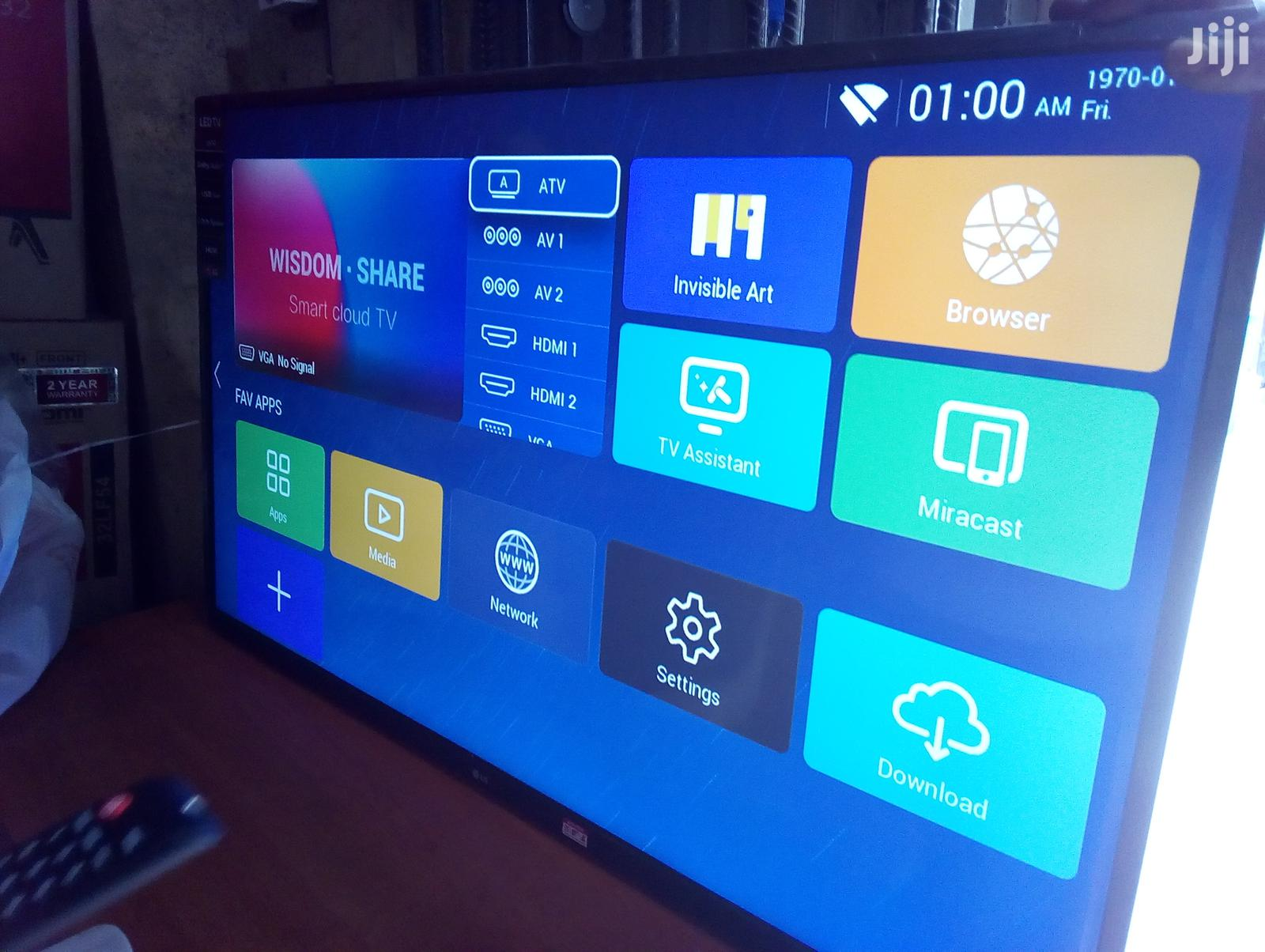 LG 70 Inches Smart LED TV With Two Years Warranty | TV & DVD Equipment for sale in Ojo, Lagos State, Nigeria