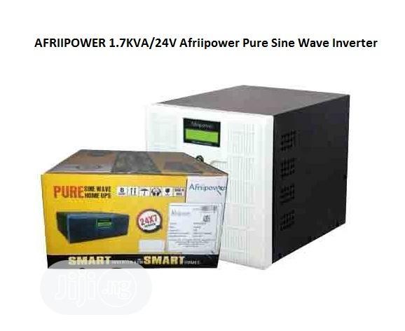 Afriipower Pure Sine Wave Inverter