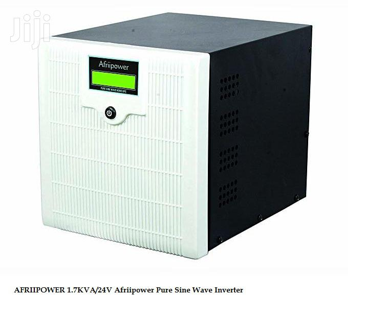 Afriipower Pure Sine Wave Inverter   Solar Energy for sale in Wuse 2, Abuja (FCT) State, Nigeria