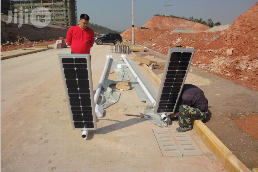 Home Basic 12watt Solar Street Light | Solar Energy for sale in Isoko, Delta State, Nigeria