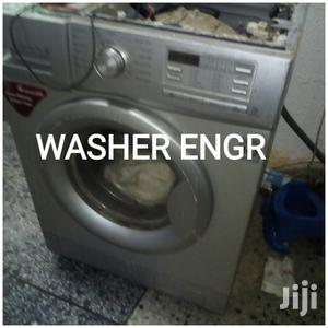 Wasing Machine Engr   Repair Services for sale in Lagos State, Maryland