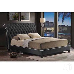 Upholstery Sofas Bed 6*6 It Have 2 Bedside Drawer | Furniture for sale in Lagos State