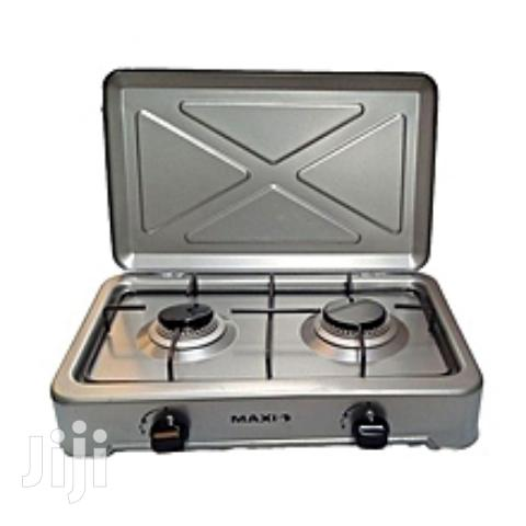 Maxi 2 Burner Table Top Gas Cooker Maxi 200