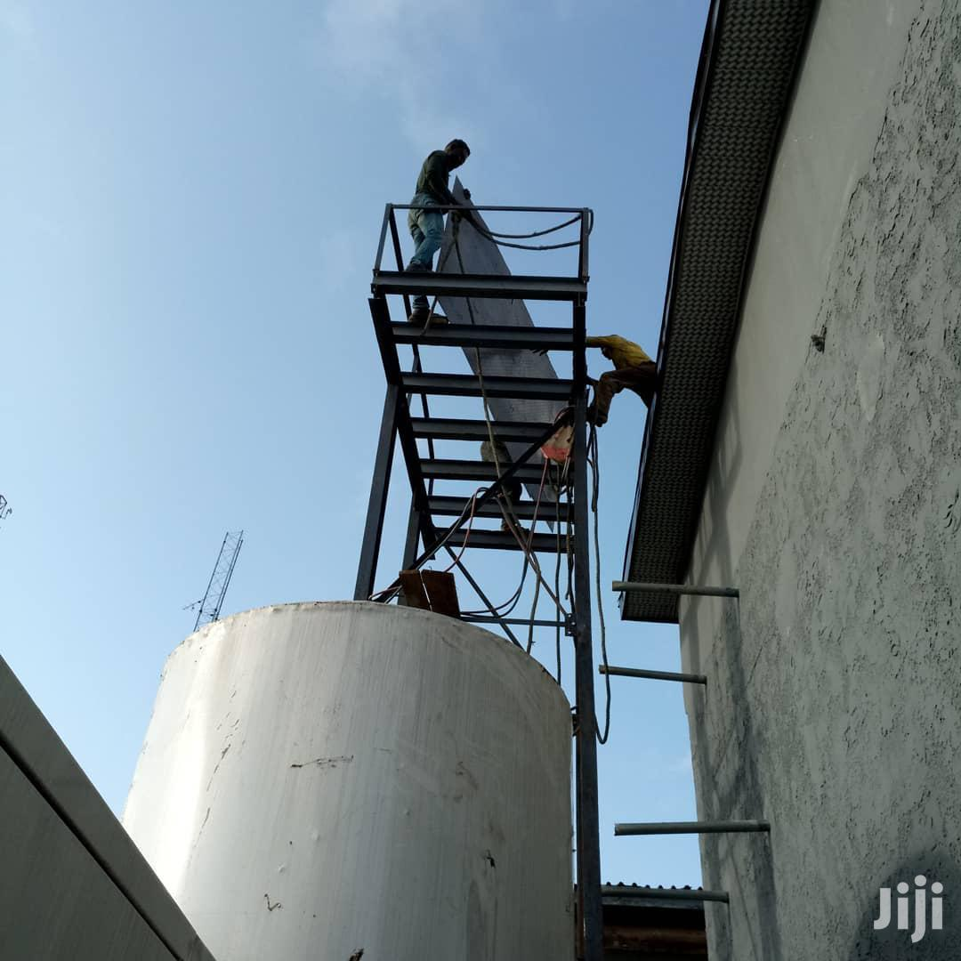 Archive: Call For Tank Scalfolding Installation