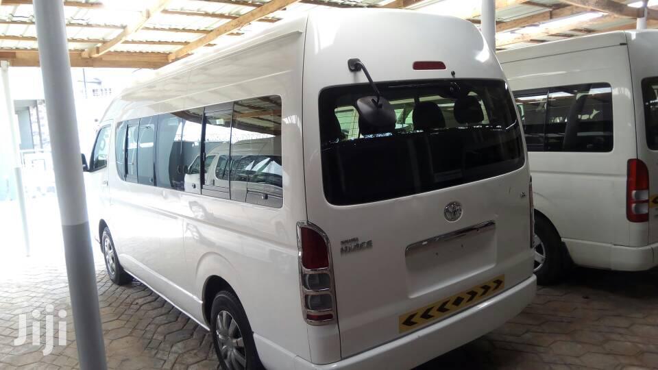 Toyota HiAce 2013 White | Buses & Microbuses for sale in Amuwo-Odofin, Lagos State, Nigeria
