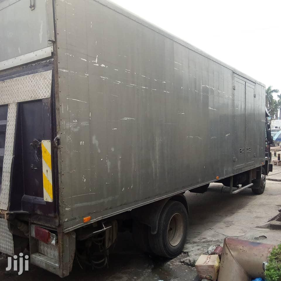 Truck For Hire Within And Outside Lagos