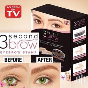 Fashion 3 Second Brow Eyebrow Stamp Natural Looking | Makeup for sale in Lagos Island (Eko), Lagos State, Nigeria
