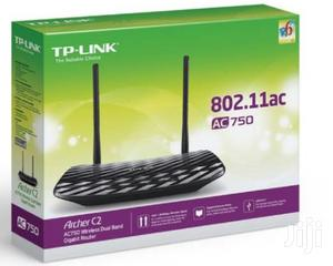 Tp-Link Archer C2 AC750 Wireless Dual Band Gigabit Router | Networking Products for sale in Lagos State, Ikeja