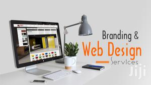 Web Design In Ikeja   Computer & IT Services for sale in Lagos State, Ikeja