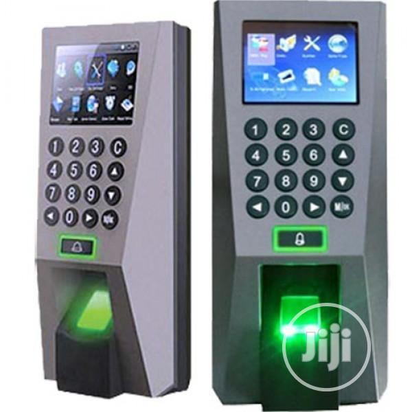 Archive: ZKT Fingerprint Access Control / Time Attendance F18 USB/ IP /RS485