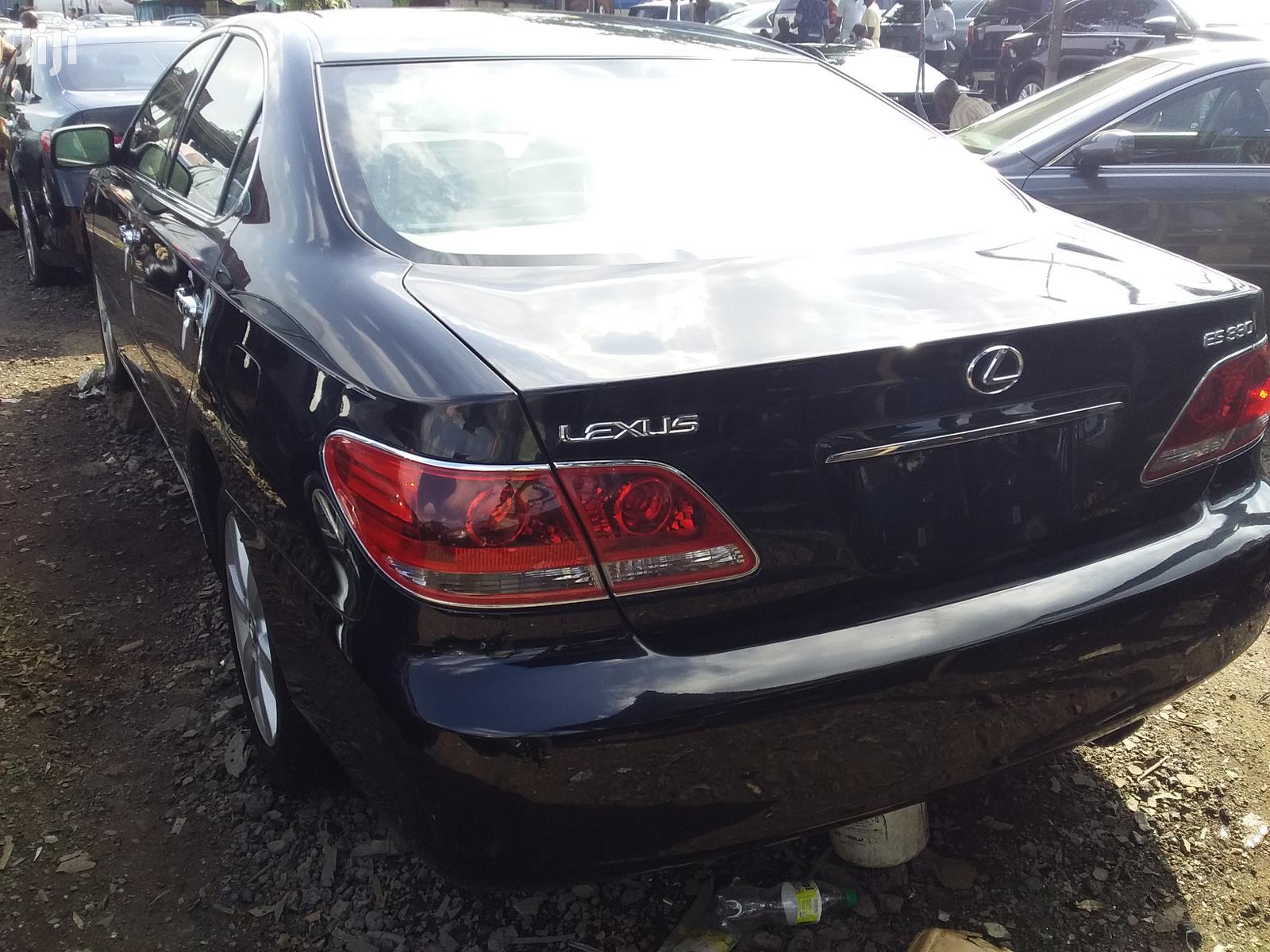 Archive: Lexus ES 330 2005 Black