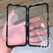 iPhone X 8 7 Plus Clear Tempered Glass Case 360 Full Protection | Accessories for Mobile Phones & Tablets for sale in Lagos State, Ikeja