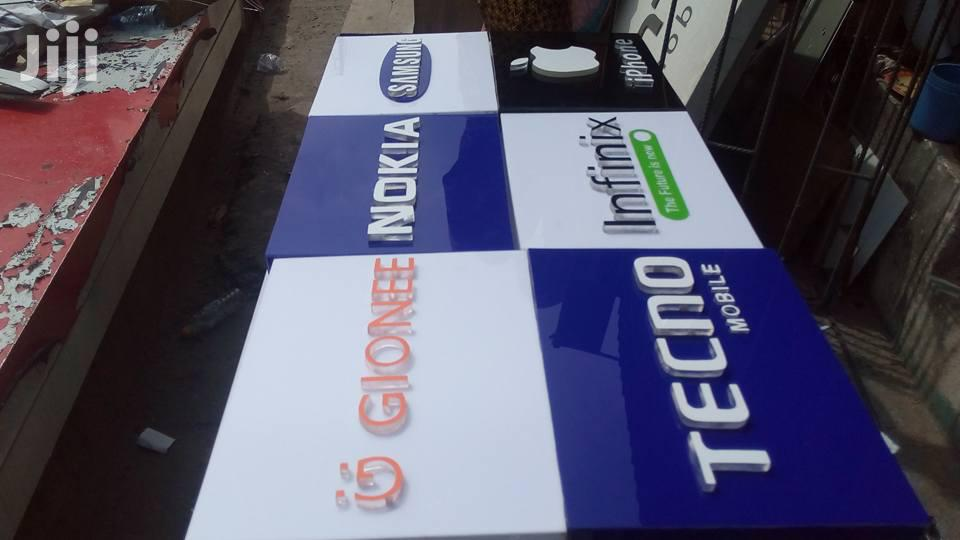 Billboard And Signage Construction | Building & Trades Services for sale in Lekki, Lagos State, Nigeria