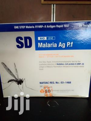SD Bioline Malaria Kit...   Medical Supplies & Equipment for sale in Lagos State, Surulere