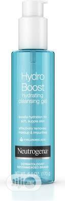 Neutrogena Hydro Boost Hydrating Cleansing Gel   Bath & Body for sale in Lagos State, Amuwo-Odofin