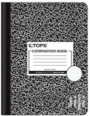 Tops Quad Ruled Composition Book | Stationery for sale in Lagos State, Surulere